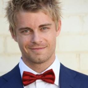 Luke Mitchell Actor & Model