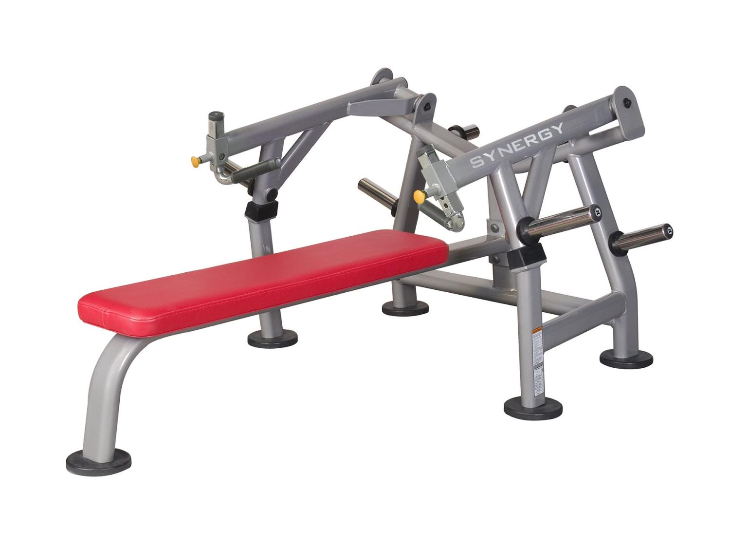 Unilateral Bench Press Commercial Gym Equipment