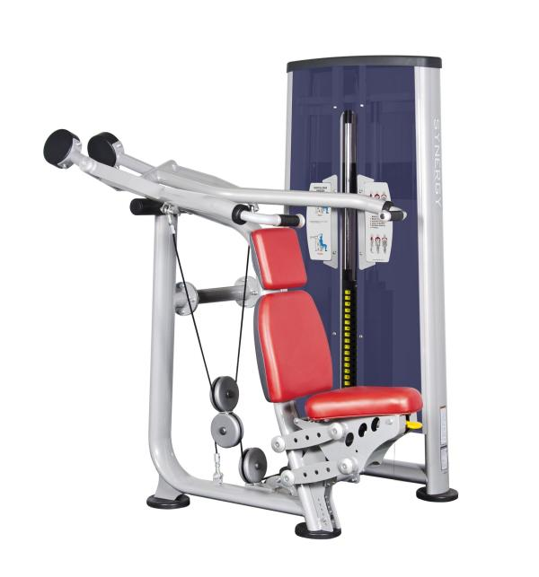S4-Shoulder Press