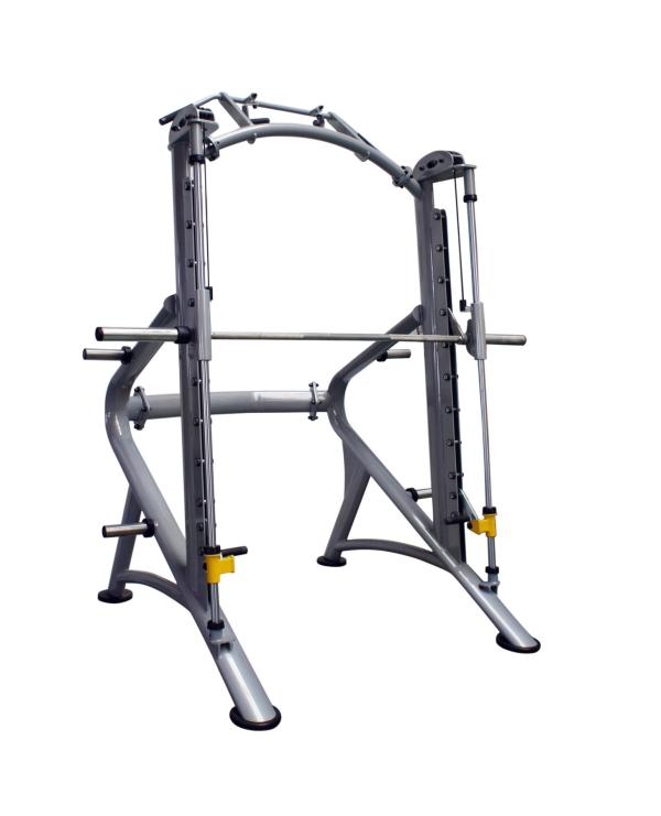 EVOLUTION Plate Loaded SMITH MACHINE