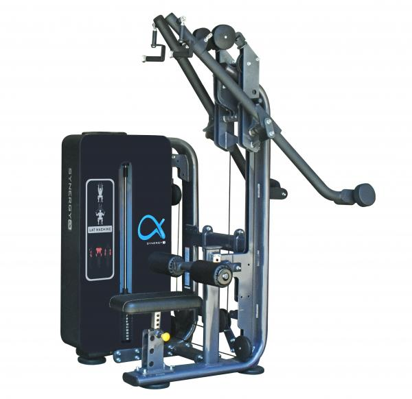SynergyALPHA BETA Lat Machine