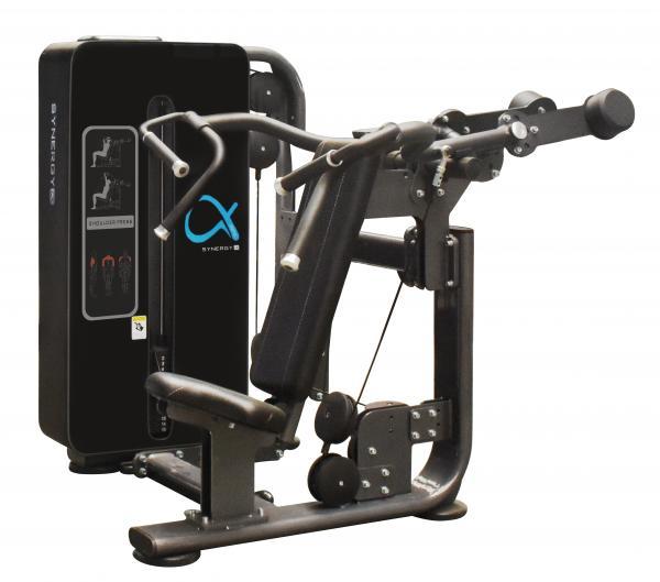 SynergyALPHA BETA Shoulder Press
